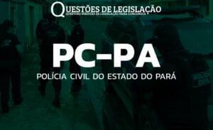 PC-PA - POLÍCIA CIVIL DO PARÁ